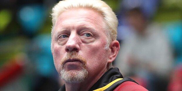 Becker spricht über 'schwierigste Zeit'