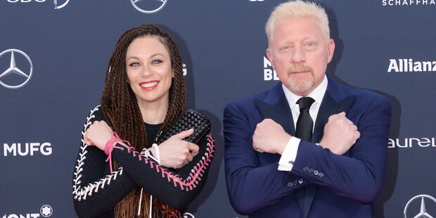 Boris und Lilly Becker sind bereits geschieden