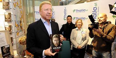 """Boris Becker: """"Mein Buch war ein Fehler"""""""