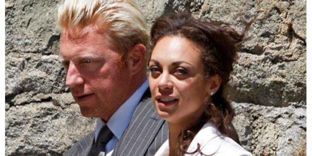 Boris und Lilly machen einen Ehevertrag