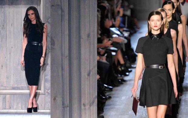 Victoria Beckham begeistert bei der Fashion Week
