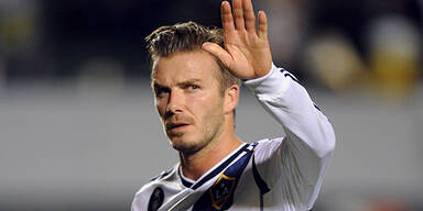 Beckham verlässt Los Angeles Galaxy