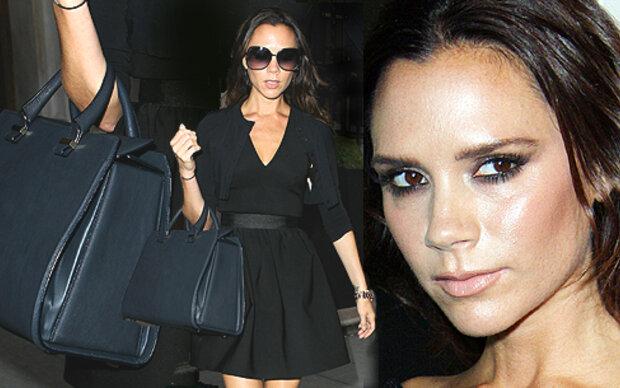Victoria Beckham zeigt erste Bag-Linie