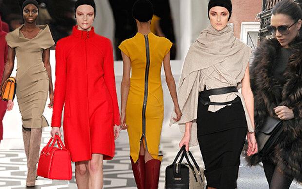 Victoria Beckhams neue Kleider