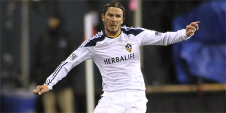 Beckham startet mit Sieg in MLS-Saison