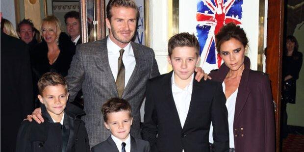 Noch ein Baby für die Beckhams