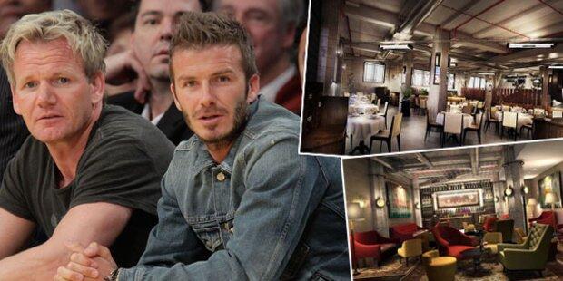 David Beckham lässt besten Freund hängen