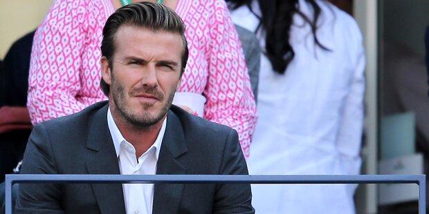 Beckham verrät 'liebsten Körperteil'