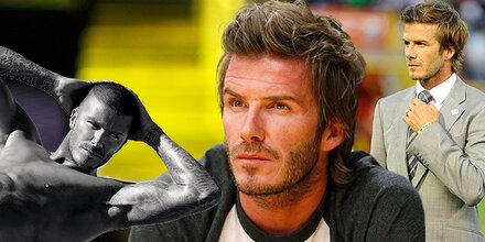 David Beckhams Beauty-Geheimnis