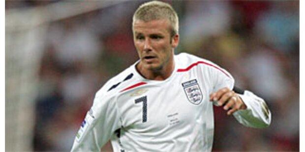 David Beckham zieht's ins Rotlichviertel