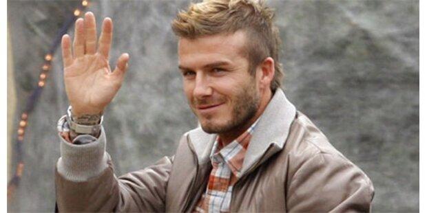 Davids kleiner Beckham auf dem Prüfstand