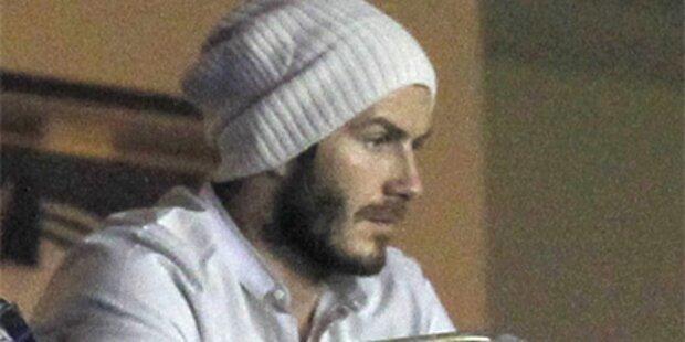Drei Monate Sex-Verbot für die Beckhams