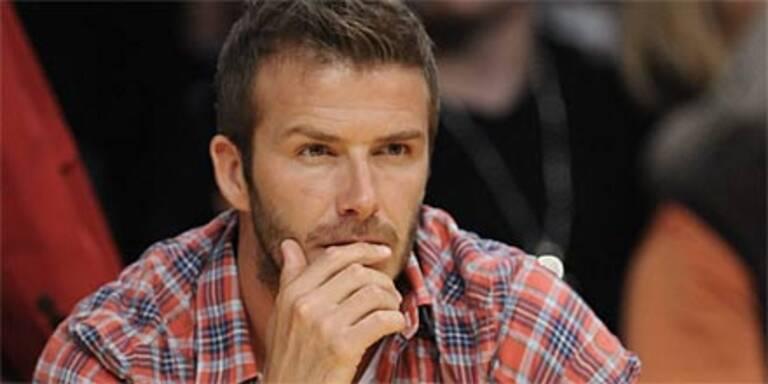 Beckham: Comeback im November