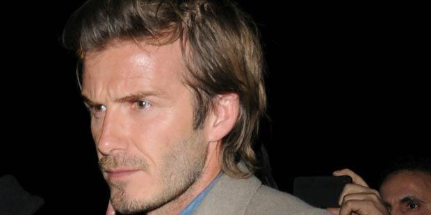 Beckham: Affäre mit Dessous-Verkäuferin?