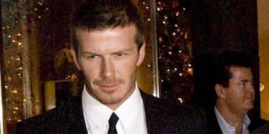 Beckham will jetzt 25 Mio. Dollar