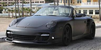 David Beckhams 911 Turbo Cabrio auf eBay