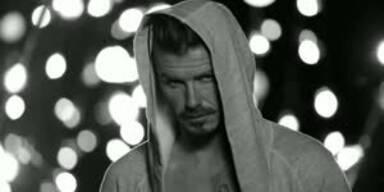 Behind the Scenes mit David Beckham