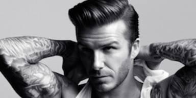 Zu hot: Beckham-Kampagne ist nicht jugendfrei