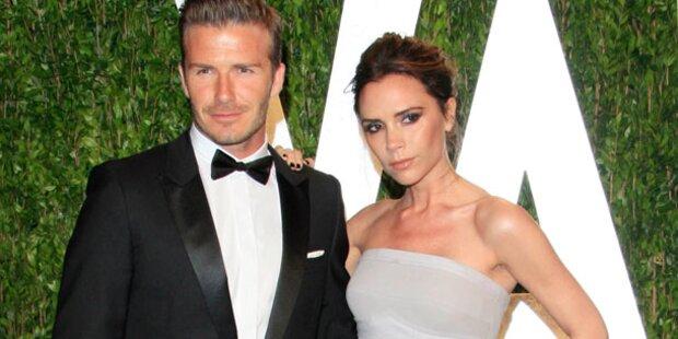 David Beckham: Wechsel in den Modezirkus