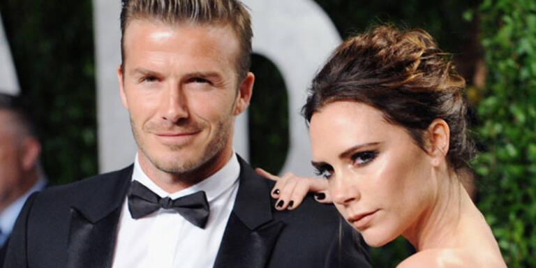 Victoria Beckham: Hausarbeit für David