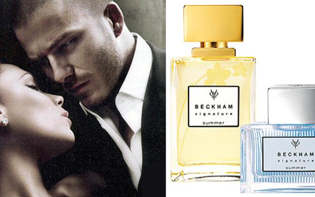 Sommerdüfte der Beckhams