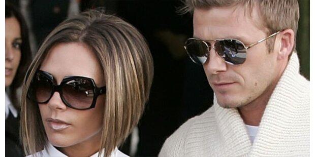 Beckhams zu Playboy-Party eingeladen