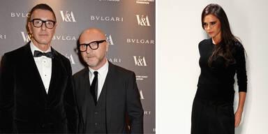 Dolce&Gabbana ätzen gegen Victoria Beckham