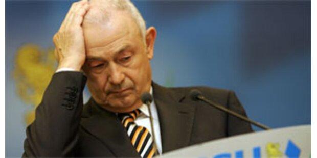 Machtkampf in der CSU um Beckstein-Nachfolge