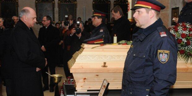 Getöteter Polizist beigesetzt