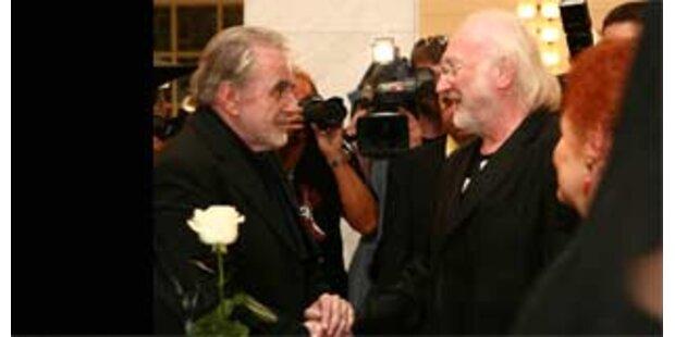 Regisseur Franz Antel beigesetzt
