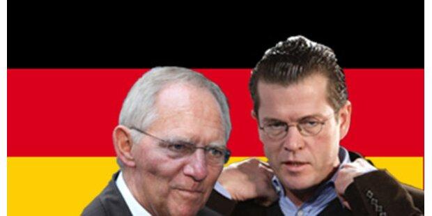 Schäuble wird neuer Finanzminister