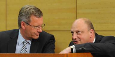 Christian Wulff entschuldigt sich