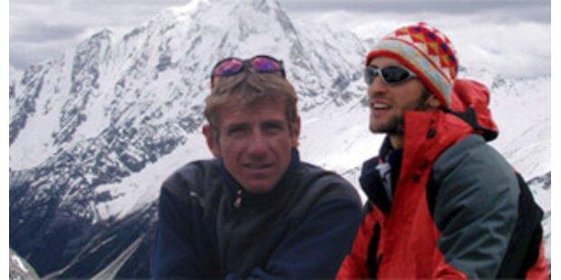 Südtiroler Bergsteiger hatten Halluzinationen