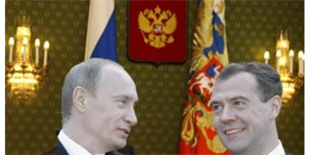Putin neuer russischer Premier