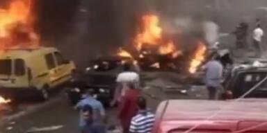 Terror greift von Syrien auf Libanon über