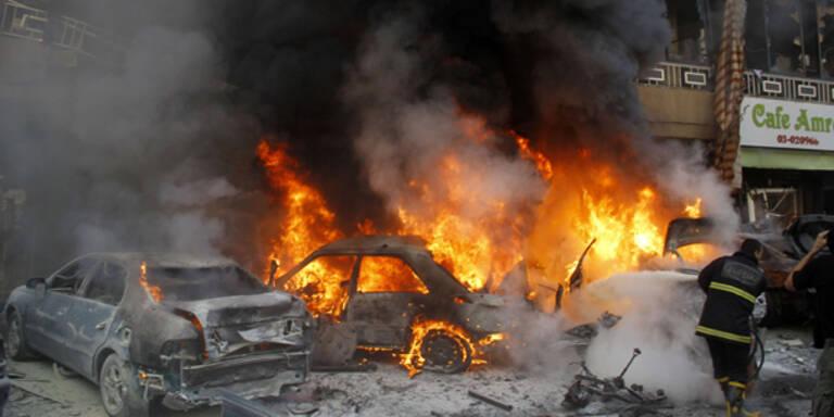 Nächste Bombe in Beirut: Zwei Tote