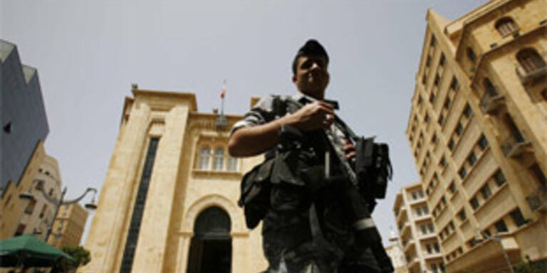 Libanon-Wahl zum 18. Mal gescheitert