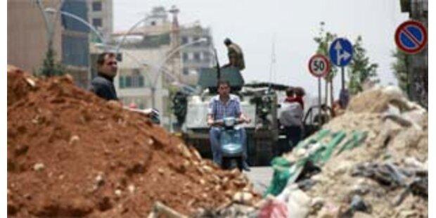 Arabische Liga erzielt Abkommen mit Libanon