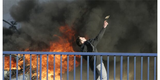 Vier Tote nach Protesten in Beirut