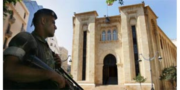 Libanon wählt Staatspräsidenten am 12. November