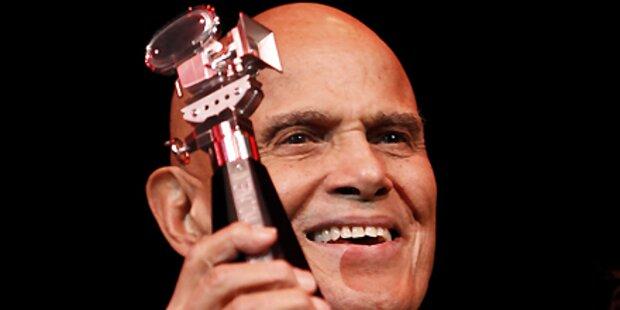 Standing-Ovations für Belafonte