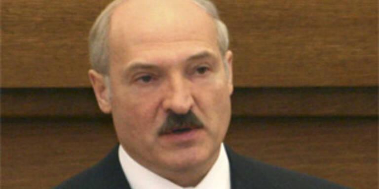 Präsident Alexander Lukaschenko