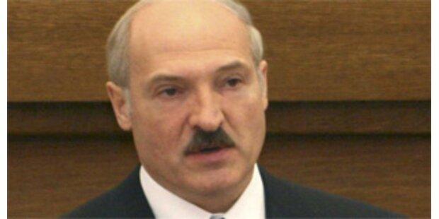 USA brechen Beziehungen zu Weißrussland ab