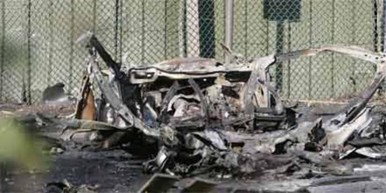 Bombenanschlag auf Geheimdienstzentrale