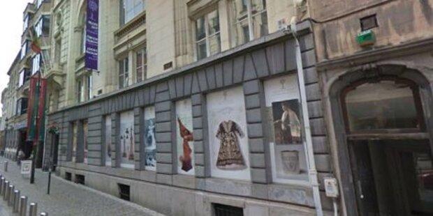 Drei Tote bei Schießerei in Brüssel