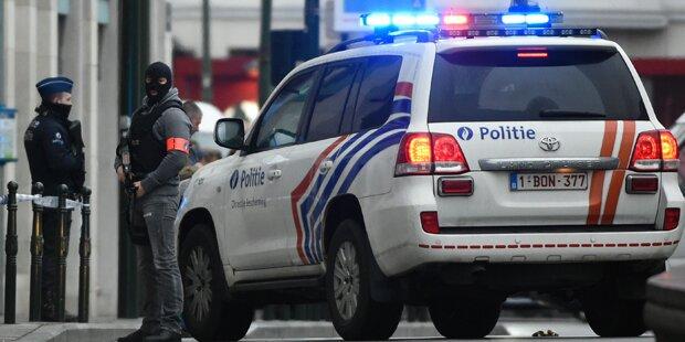 Belgischer Königspalast: 2 mutmaßliche Terroristen gefasst