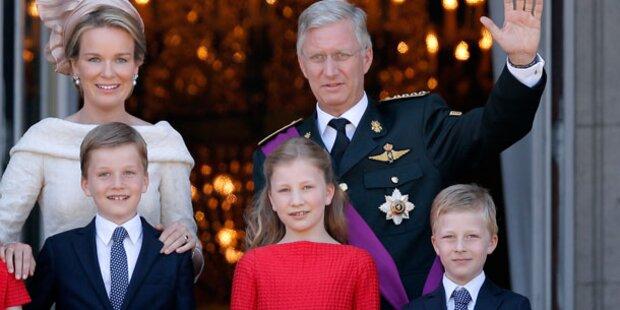 Drohbrief gegen belgische Kronprinzessin