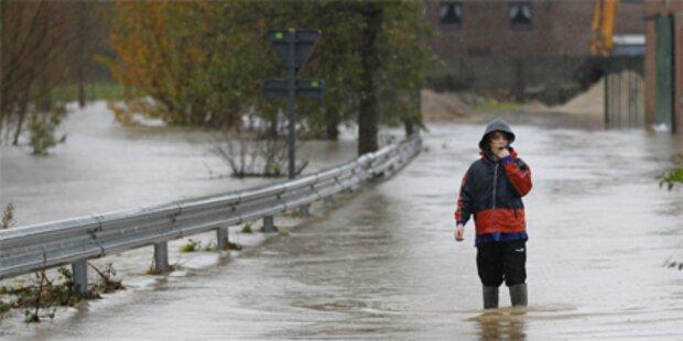 Belgien: Hochwasser fordert zwei Tote