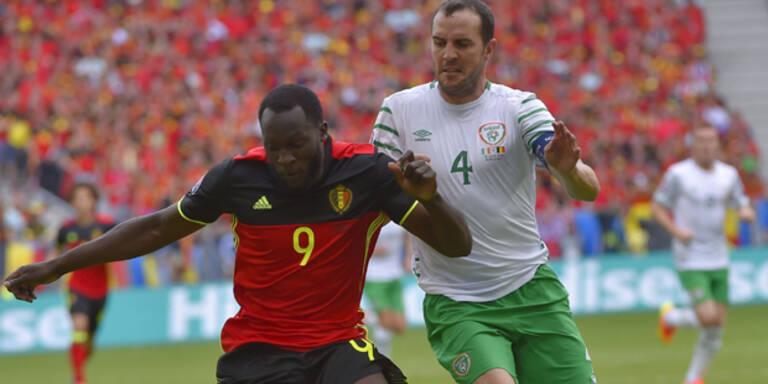 Belgien gelingt gegen Irland Befreiungsschlag