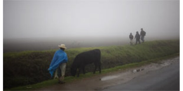 Tropensturm tötet neun Menschen in Mittelamerika